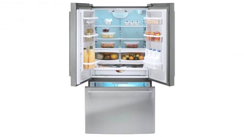 Nutid-Refrigerator