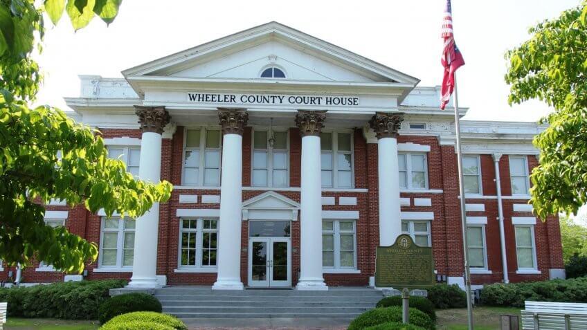 Wheeler-County-Georgia