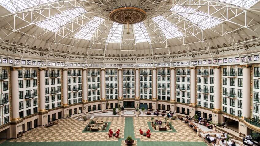 Indiana, Travel, West Baden Spring Hotel, destinations, hidden gems, travel destination
