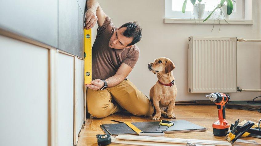 diy home renovation