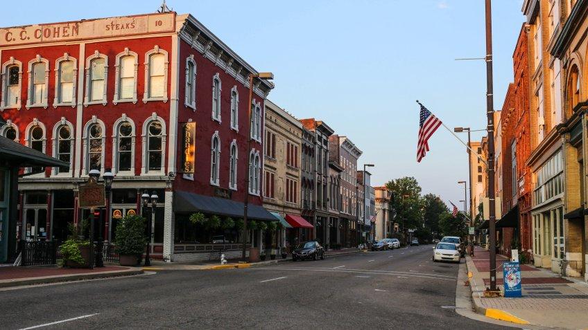 Kentucky, Paducah, Travel, destinations, hidden gems, travel destination