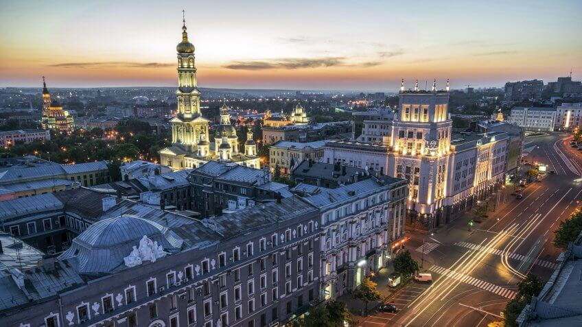 Kharkiv Ukraine