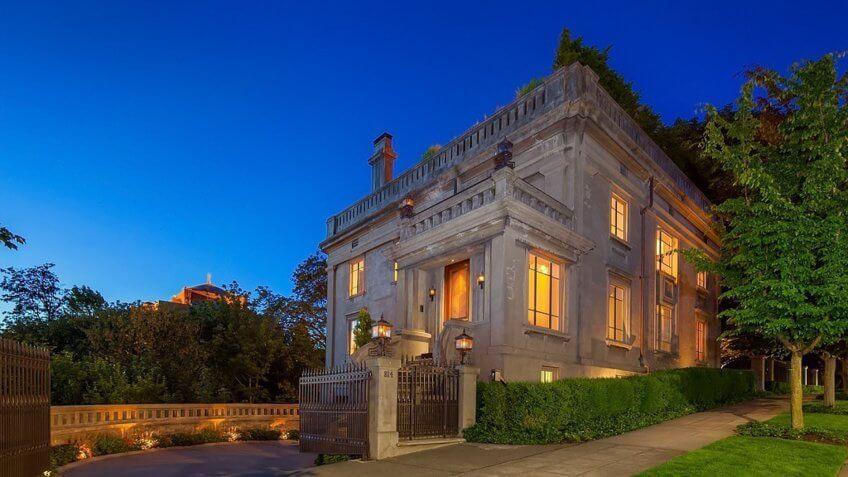 Sam Hill Mansion