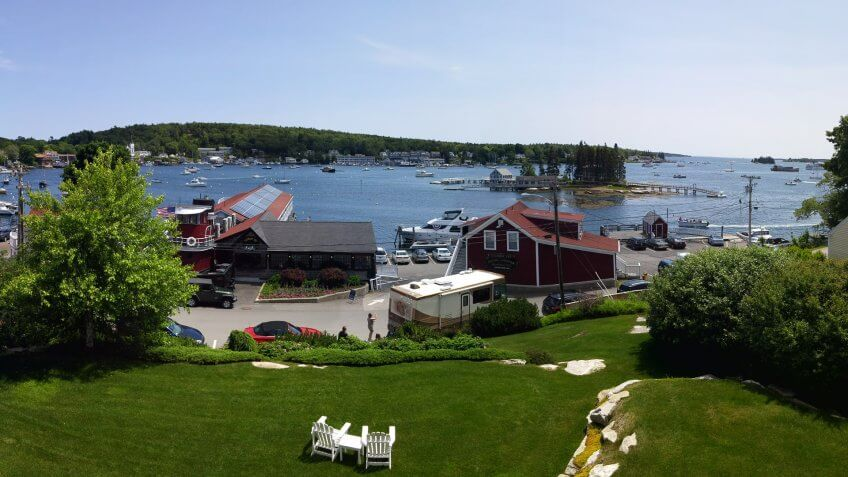 Boothbay-Maine