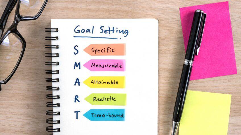 hand-writing-definition-smart-goal-setting