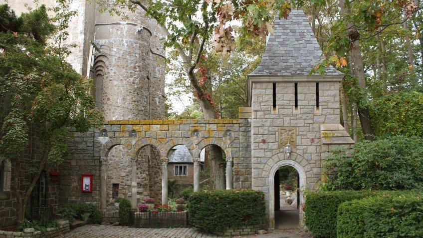 Hammond Castle Museum, 80 Hesperus Ave, Gloucester, Massachusetts, United States.
