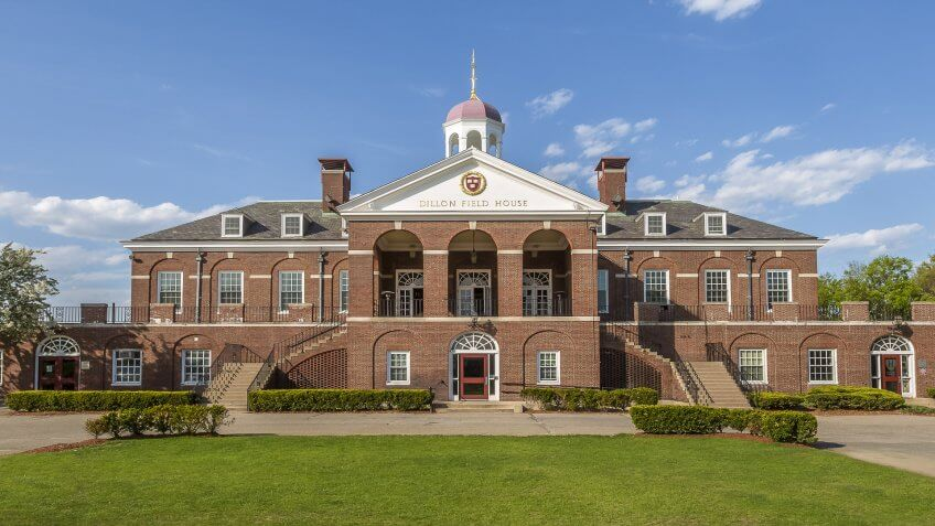 Harvard-University, Massachusetts
