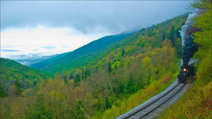 Pocahontas-County-West-Virginia