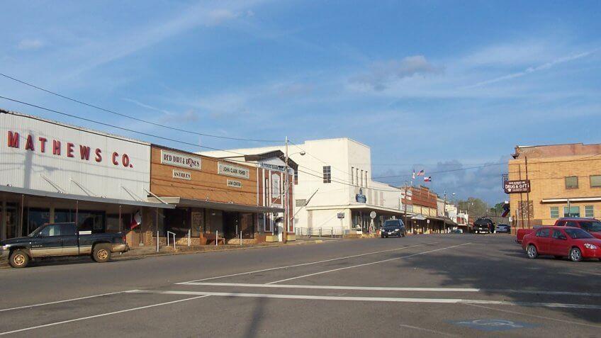 San-Augistine-County-Texas