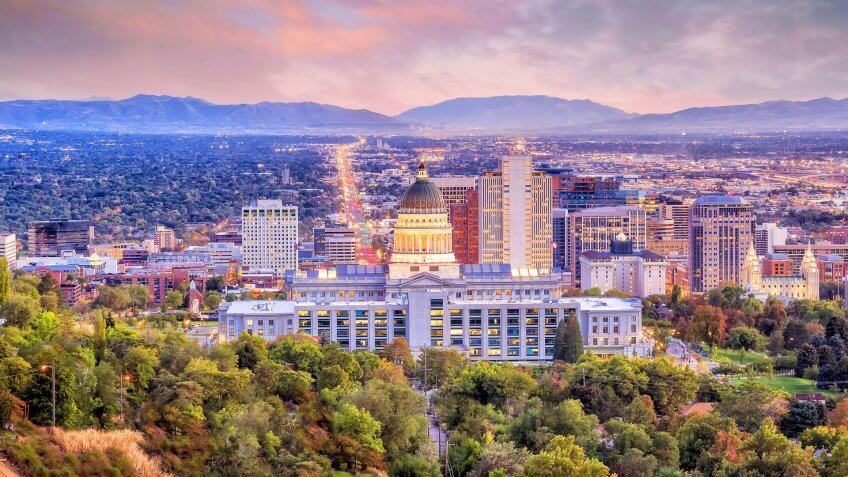 Utah Salt Lake City