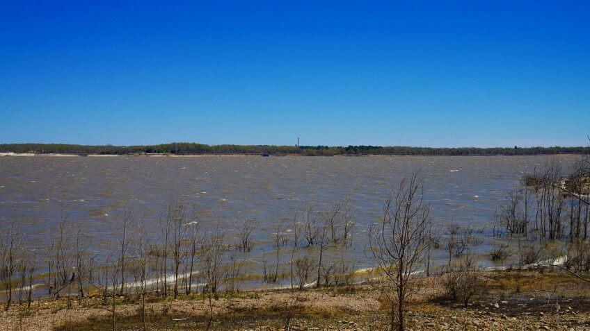 Choctaw-County-Oklahoma-Lake-Hugo