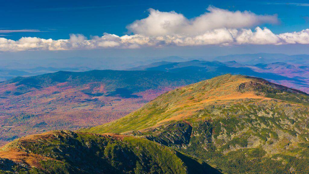 LANDSCAPE, Mount Washington Summit, New Hampshire, SCENIC, Travel