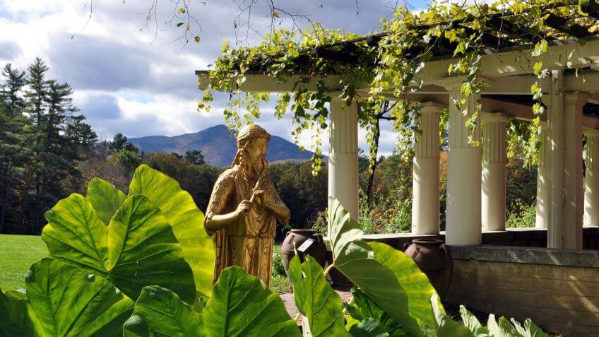 New Hampshire, Saint-Gaudens National Historic Site, Travel, destinations, hidden gems, travel destination