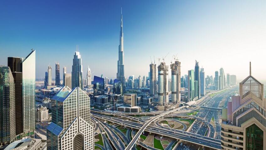 Dubai United Arab Emirates real estate