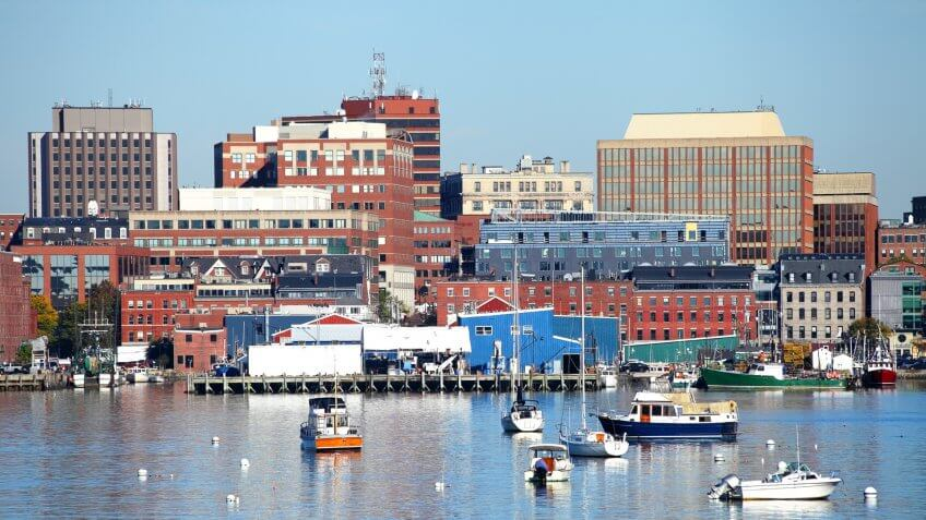 Portland is Maine's cultural, social and economic capital.