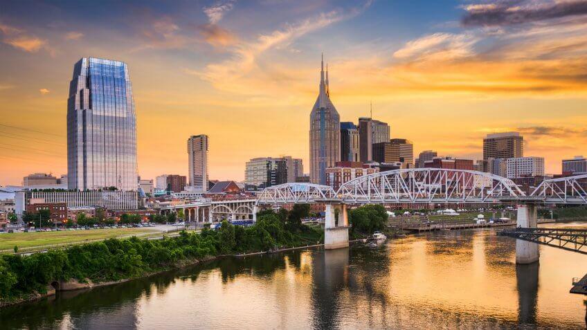 Nashville Tennesee