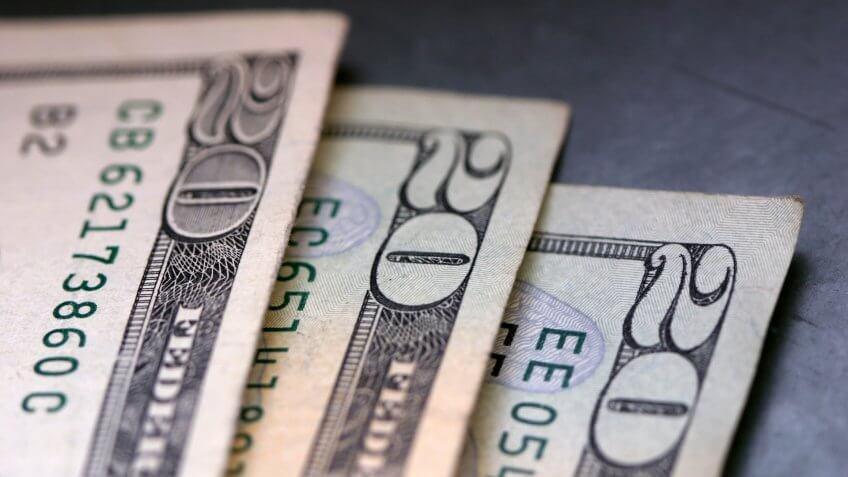 three-twenty-dollar-bills-sixty-bucks