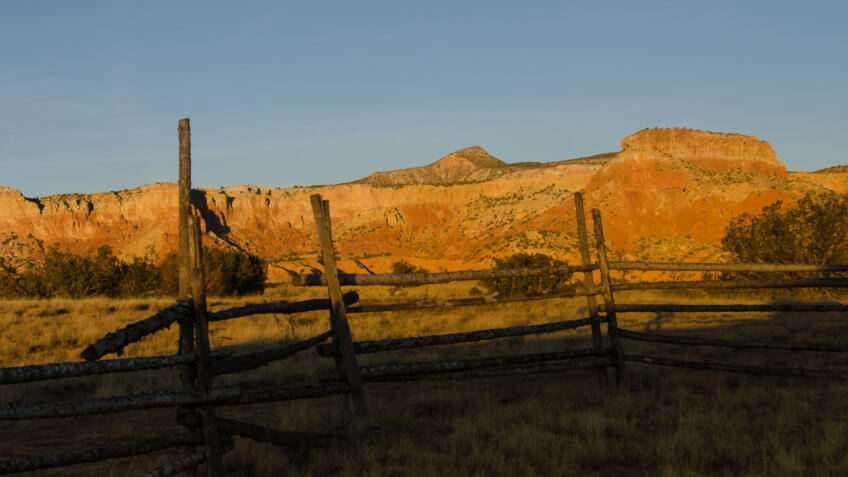 2014, Colin J. McMechan Photography, Ghost Ranch, New Mexico, USA