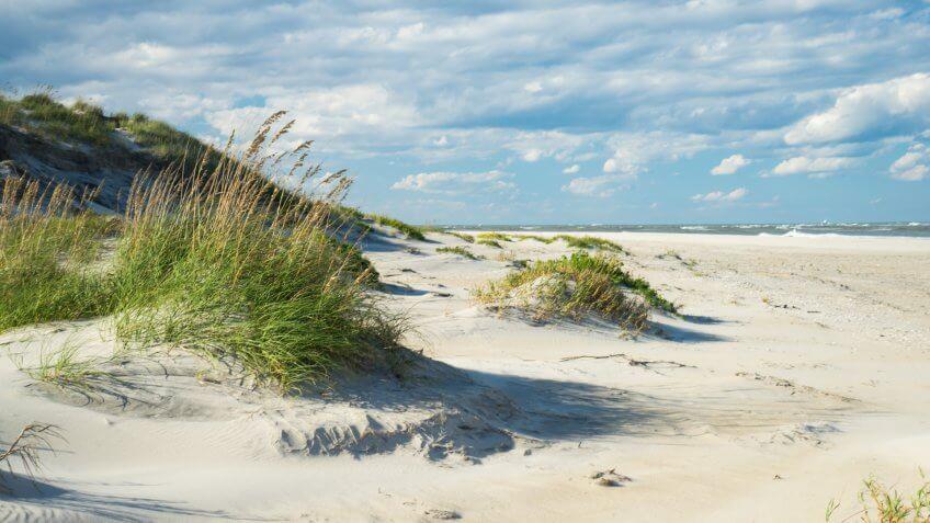 North Carolina, Outer Banks