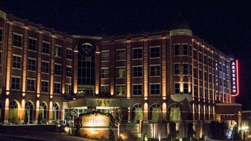 Artesian Hotel, OKLAHOMA, Travel, destinations, hidden gems, travel destination