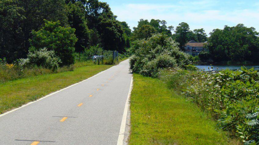 East Bay, Rhode Island, Travel, bike path, destinations, hidden gems, travel destination