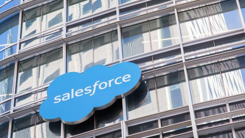 BUSINESSES, COMPANIES, Salesforce