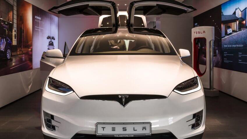 BUSINESSES, COMPANIES, Tesla