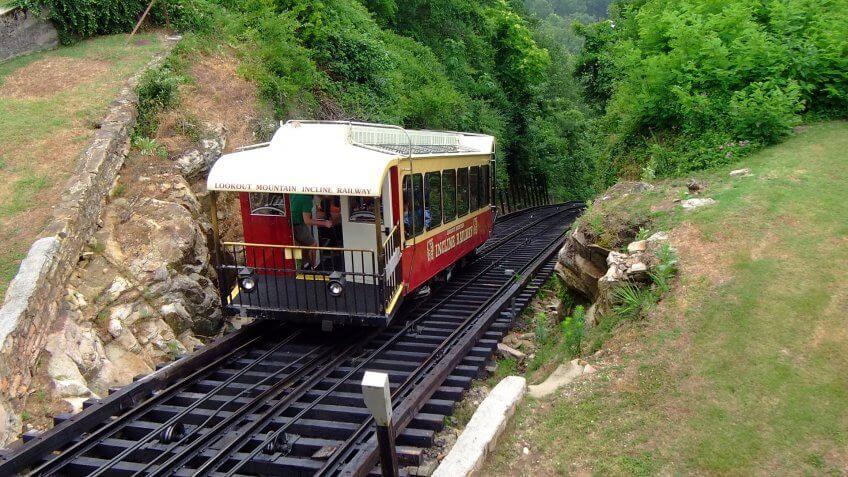 Incline Railway, Tennessee, Travel, destinations, hidden gems, travel destination