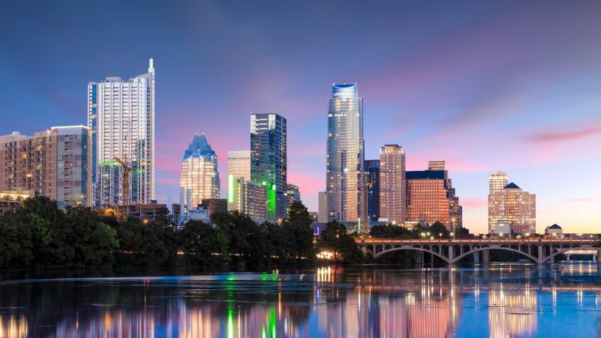 11716, Austin - Texas, Cities, Horizontal, US, USA, United States, america