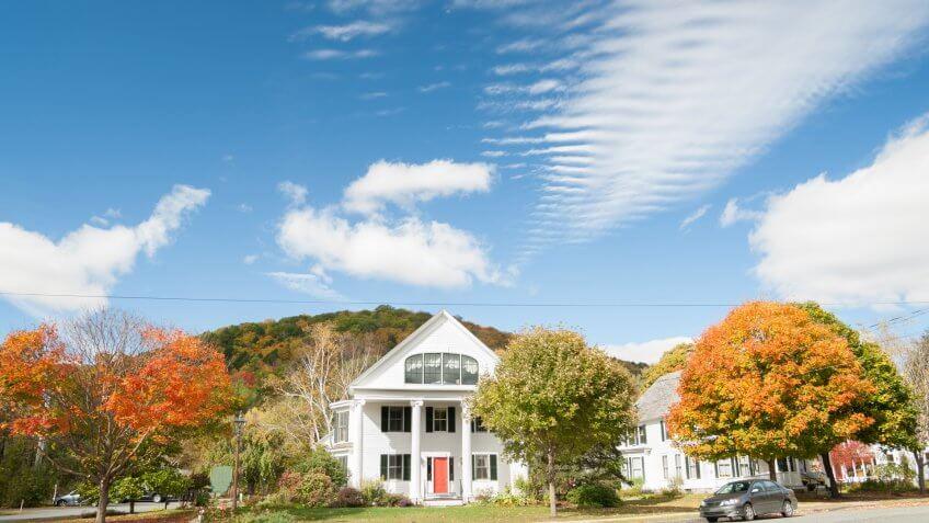 Newfane, Vermont