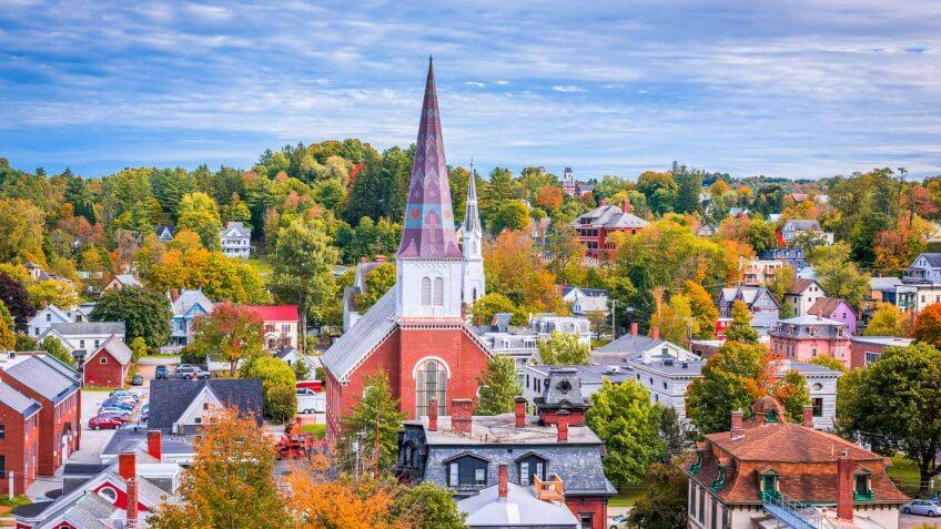 Burlington Vermont metropolitan area
