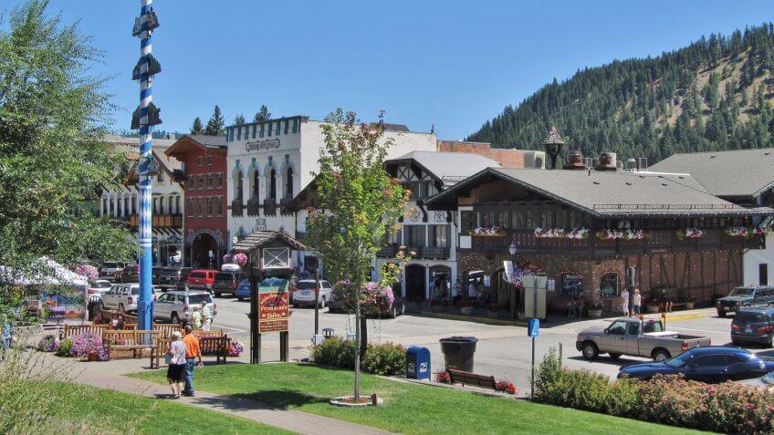 Leavenworth, Travel, destinations, hidden gems, travel destination, washington