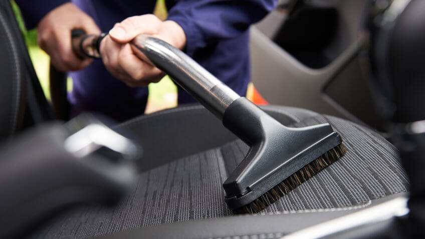 cleaning-car