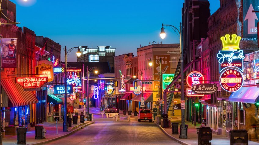 Memphis-Tennesee