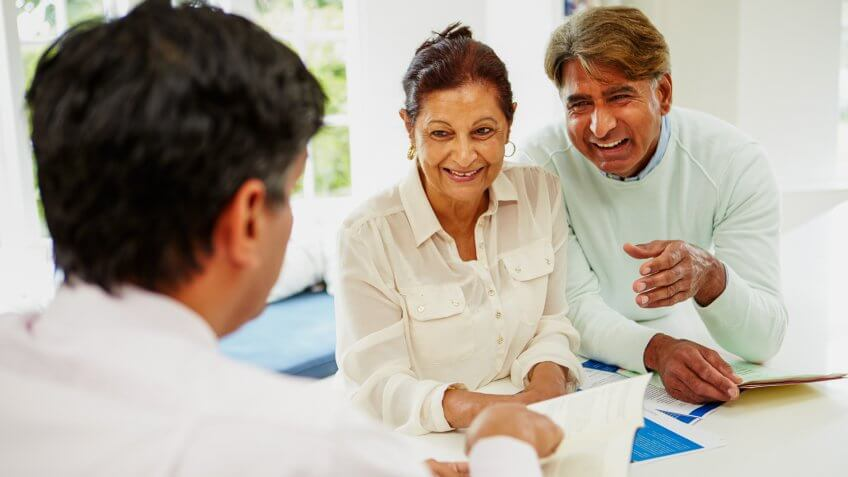retirement financial advisor