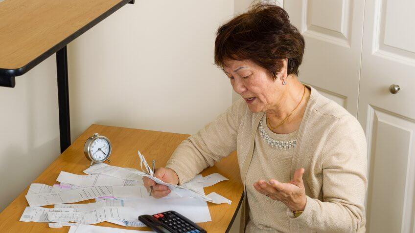 retirement bunch itemized deductions