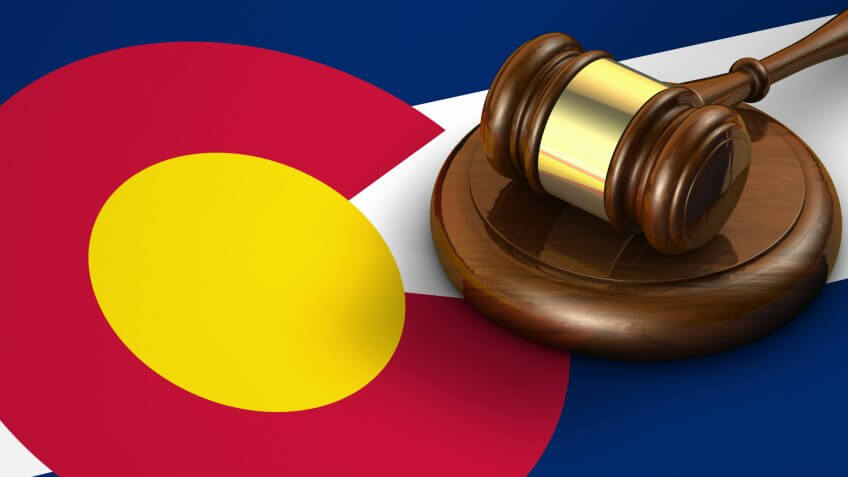 flags, flag, state flags, state flag, COLORADO