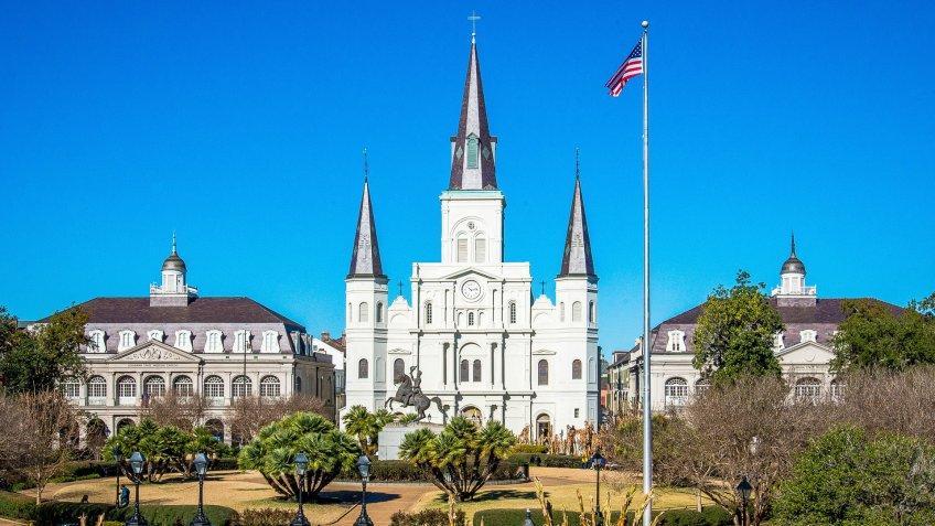 New Orleans Louisiana