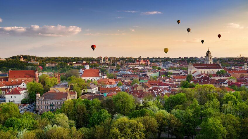 Lithuania, Travel, Vilnius, destination