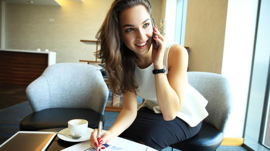 business-woman-working-office-documents