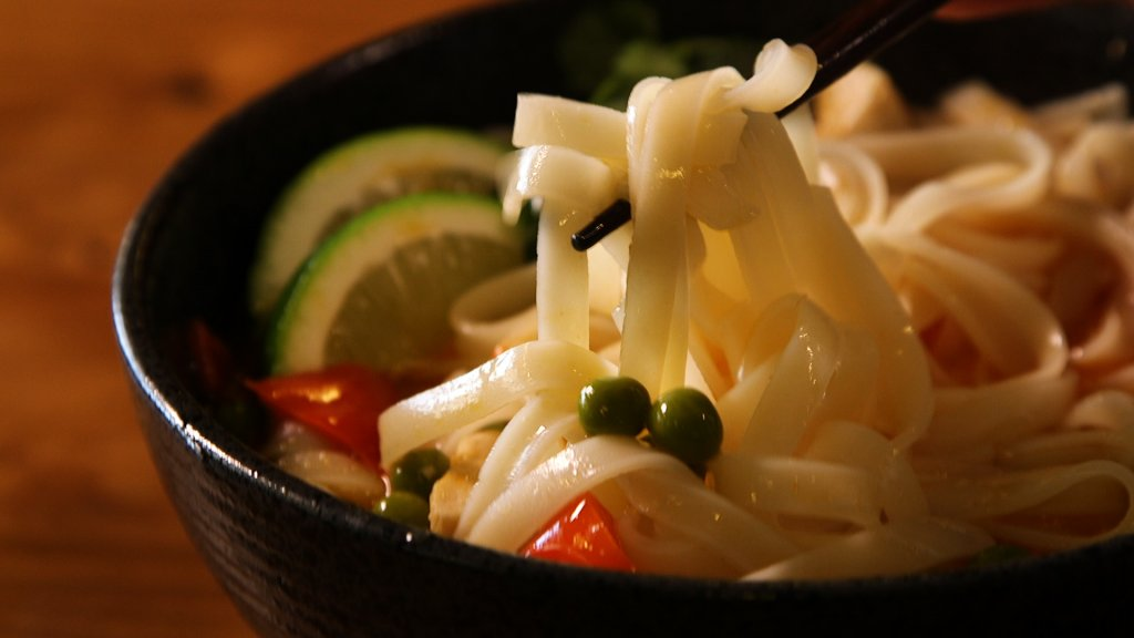 Check Out This Easy Recipe for Thai Coconut and Lime Chicken Soup