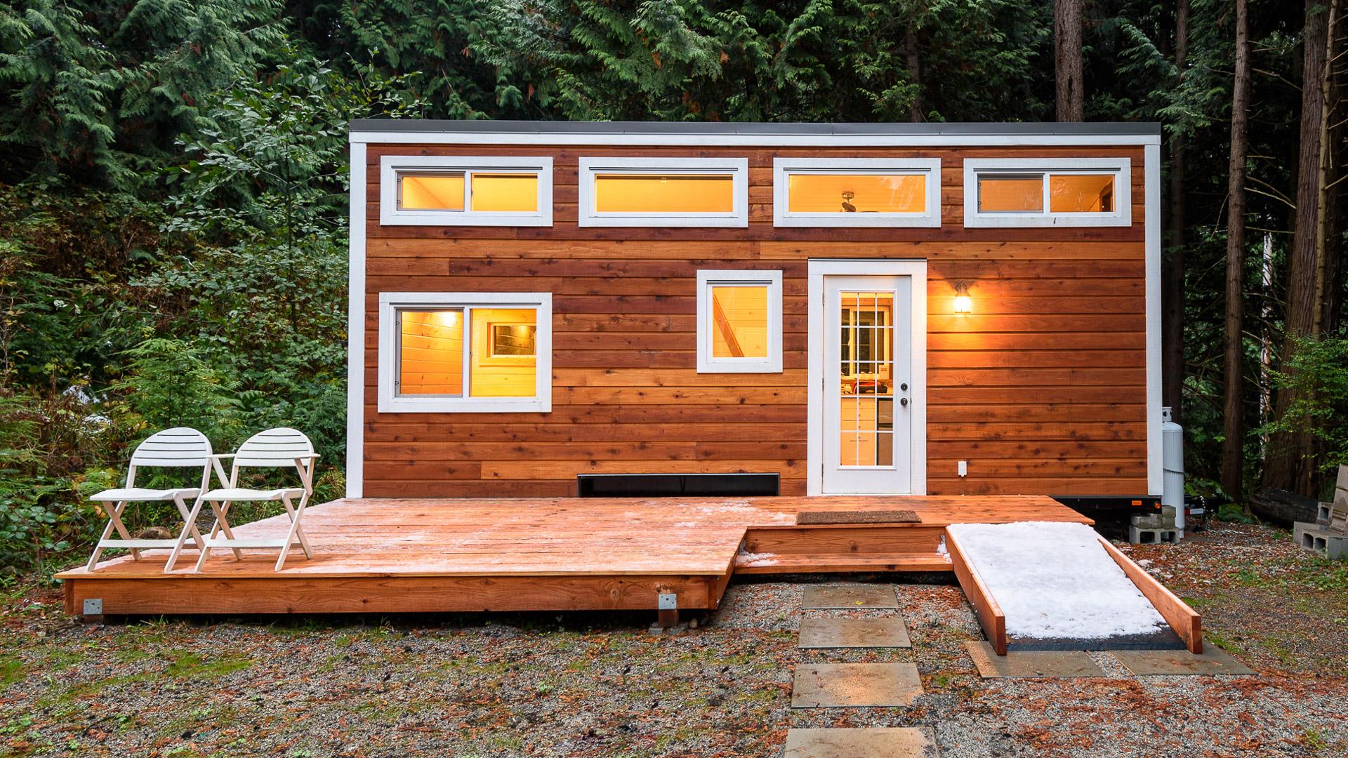 tiny house for sale nc