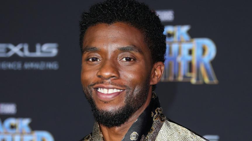Mandatory Credit: Photo by Jim Smeal/REX/Shutterstock (9343212af)Chadwick Boseman'Black Panther' film premiere, Arrivals, Los Angeles, USA - 29 Jan 2018.