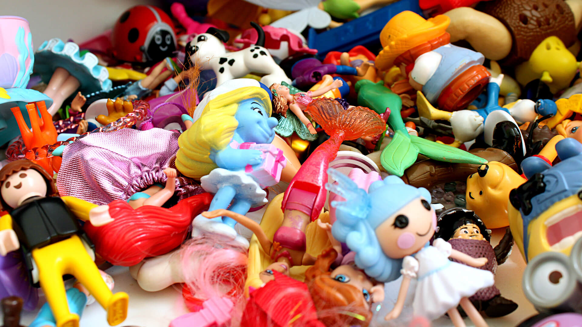 Toys in Your Closet That Could Make You a Ton