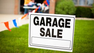 The Best and Worst Things to Buy at a Garage Sale
