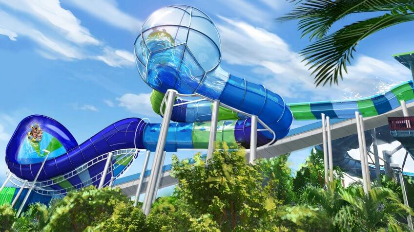 New Theme Park Rides That Are Actually Worth the Pricey Admission ...