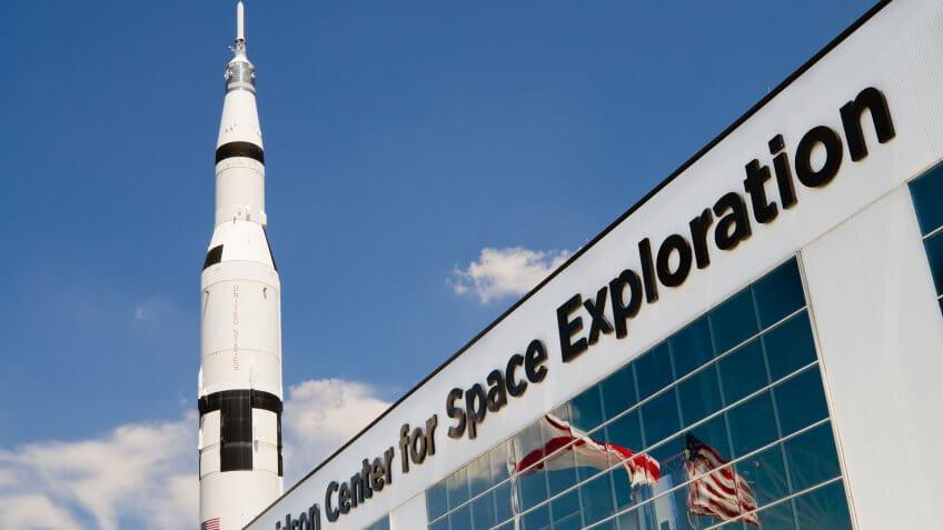 Saturn V Rockets