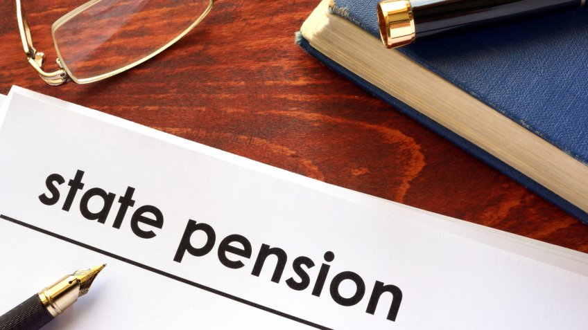 state pension