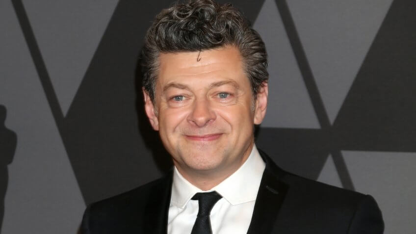 LOS ANGELES - NOV 11: Andy Serkis at the AMPAS 9th Annual Governors Awards at Dolby Ballroom on November 11, 2017 in Los Angeles, CA.