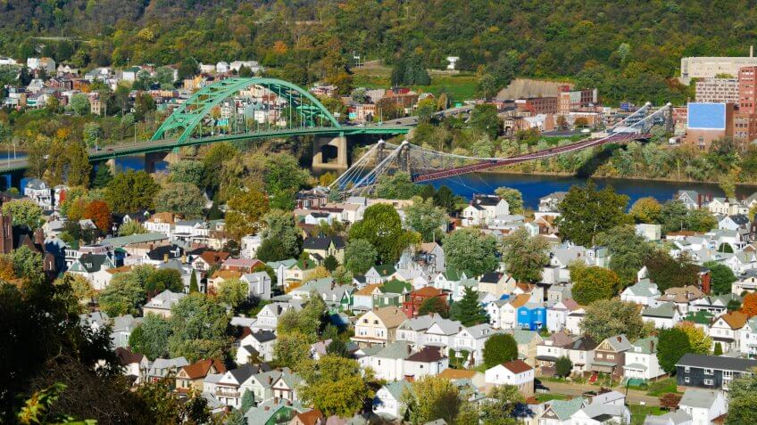 Wheeling, West Virginia.